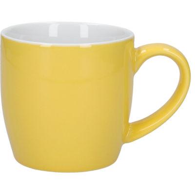 London Pottery Globe Mug Yellow