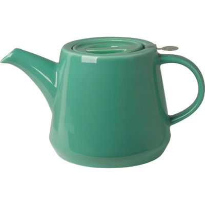 London Pottery Hi-T Filter 4-Cup Hi-T Filter Teapot Peppermint Green