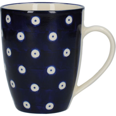 London Pottery Out Of The Blue Out Of The Blue Mug Straight Set of 4