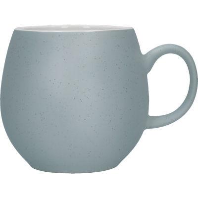 London Pottery Pebble Filter Mug Pebble Matt Flecked Light Blue