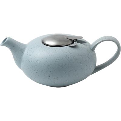 London Pottery Pebble Teapots 2-Cup Teapot Light Blue