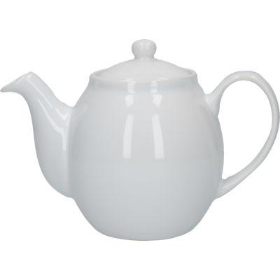 London Pottery Prime 2-Cup Teapot White