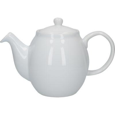 London Pottery Prime 4-Cup Teapot White