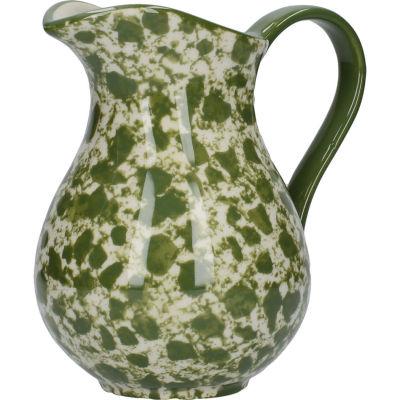 London Pottery Splash Jug Medium Splash Green