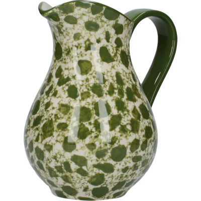 London Pottery Splash Jug Small Splash Green