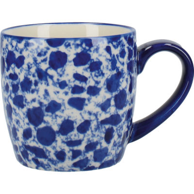 London Pottery Splash Mug Splash Blue