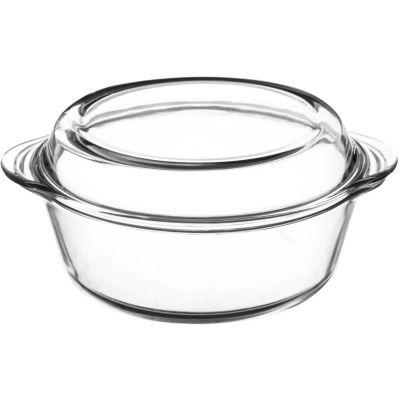 Mason Cash Classic White Cookware Covered Casserole Dish Small Glass