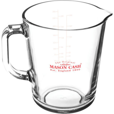 Mason Cash Classic White Cookware Measuring Jug Large