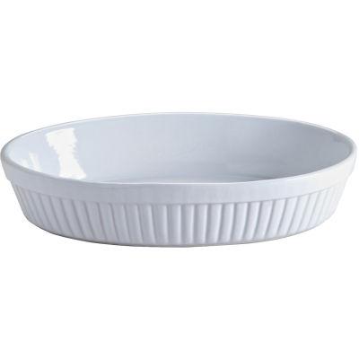 Mason Cash Classic White Cookware Oval Roasting Dish 28cm
