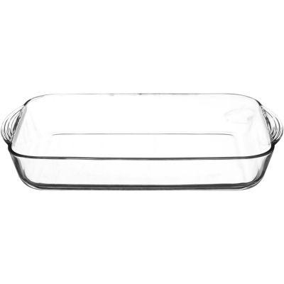 Mason Cash Classic White Cookware Rectangular Roasting Dish 40cm Glass
