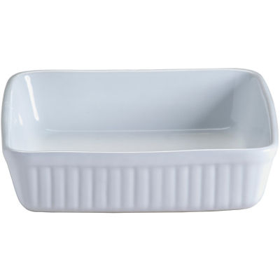 Mason Cash Classic White Cookware Square Roasting Dish 24cm