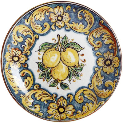 Maxwell & Williams Ceramica Salerno Dinner Plate Boboli