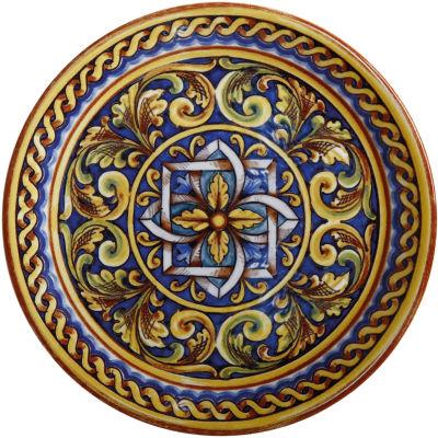 Maxwell & Williams Ceramica Salerno Round Platter Duomo