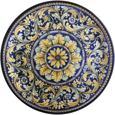 Maxwell & Williams Ceramica Salerno Round Platter Piazza