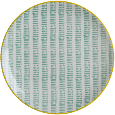 Maxwell & Williams Laguna Dinner Plate Tidal Green