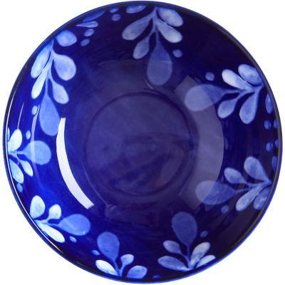 Maxwell & Williams Majolica Dip Bowl 10cm Ink Blue