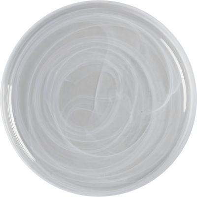 Maxwell & Williams Marblesque Medium Platter 34cm White