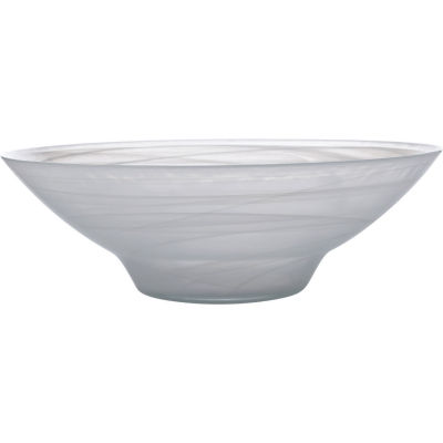 Maxwell & Williams Marblesque Statement Bowl 37cm White