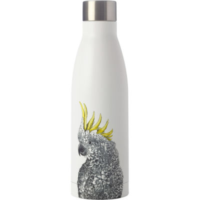 Maxwell & Williams Marini Ferlazzo Insulated Bottle 0.5L Colour Cockatoo