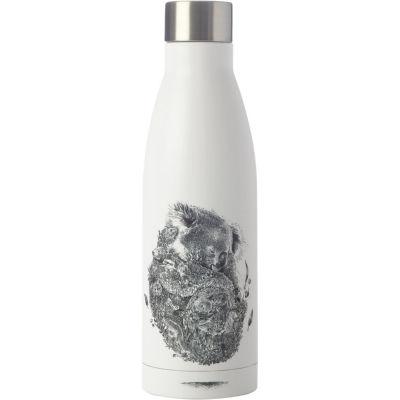 Maxwell & Williams Marini Ferlazzo Insulated Bottle 0.5L Monochrome Koala & Friends