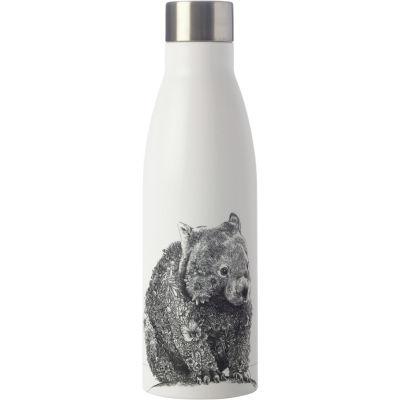 Maxwell & Williams Marini Ferlazzo Insulated Bottle 0.5L Monochrome Wombat
