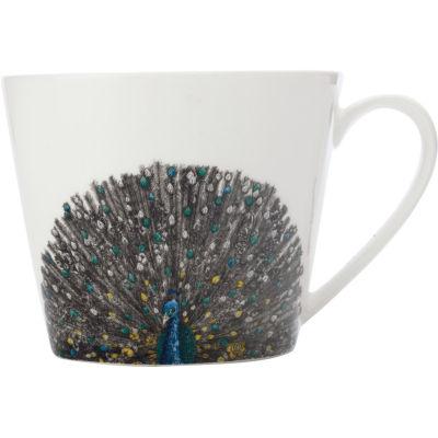 Maxwell & Williams Marini Ferlazzo Mug Short Colour Peacock
