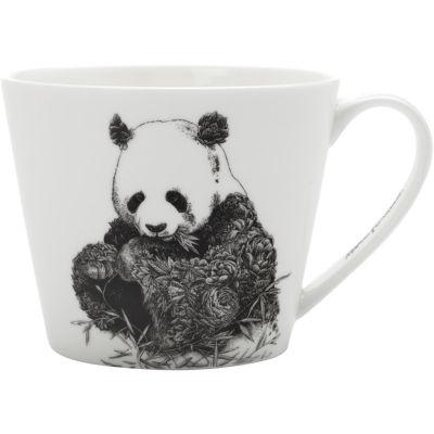 Maxwell & Williams Marini Ferlazzo Mug Short Monochrome Panda