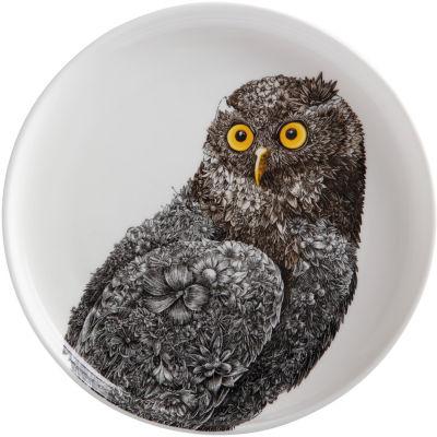 Maxwell & Williams Marini Ferlazzo Plate 20cm Colour Owl