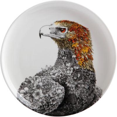 Maxwell & Williams Marini Ferlazzo Plate 20cm Colour Wedge Tail Eagle