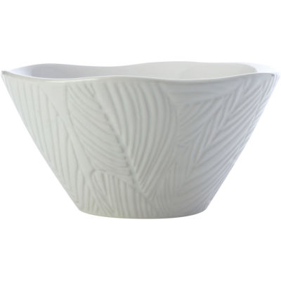 Maxwell & Williams Panama Conical Bowl 15cm White