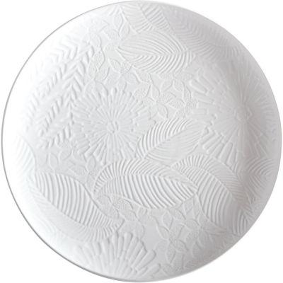 Maxwell & Williams Panama Round Platter 36cm White