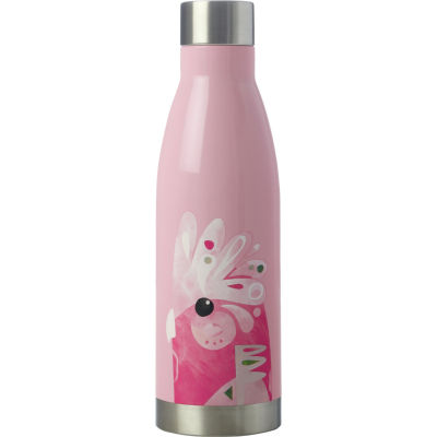 Maxwell & Williams Pete Cromer Insulated Bottle 0.5L Galah