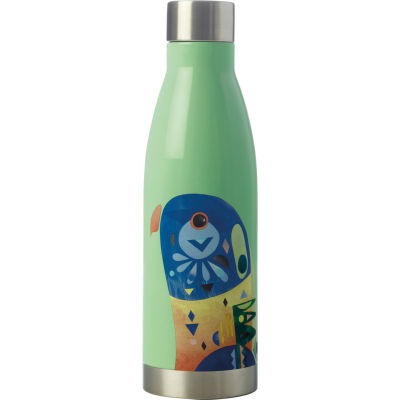 Maxwell & Williams Pete Cromer Insulated Bottle 0.5L Lorikeet