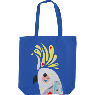 Maxwell & Williams Pete Cromer Shopping Bag Cockatoo