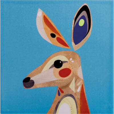 Maxwell & Williams Pete Cromer Trivet Kangaroo