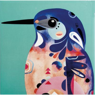 Maxwell & Williams Pete Cromer Trivet Kingfisher