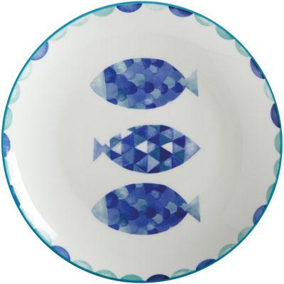 Maxwell & Williams Reef Dinner Plate 27cm Fish