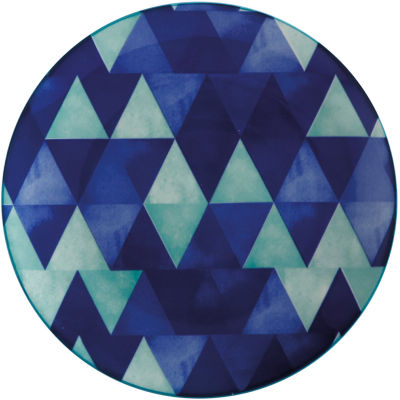 Maxwell & Williams Reef Side Plate 20cm Triangles