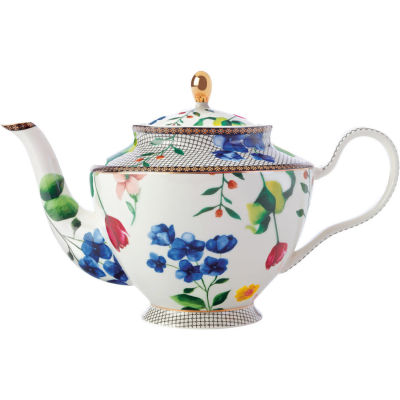 Maxwell & Williams Teas & Cs Contessa Teapot & Infuser Large White