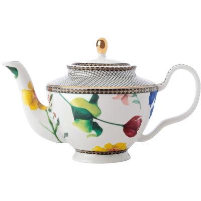 Maxwell & Williams Teas & Cs Contessa Teapot & Infuser Small White