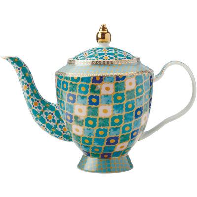 Maxwell & Williams Teas & Cs Kasbah Teapot & Infuser Large Mint