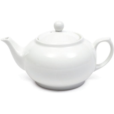 Maxwell & Williams White Basics Teapot Medium