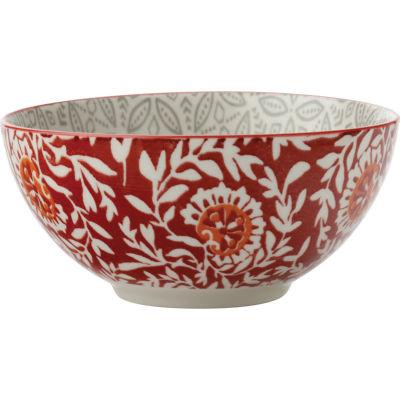 Maxwell & Williams Boho Cereal Bowl 15cm Batik Grey