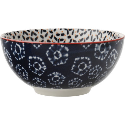 Maxwell & Williams Boho Cereal Bowl 15cm Kiraku Blue