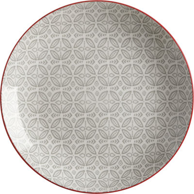 Maxwell & Williams Boho Dinner Plate 27cm Batik Grey