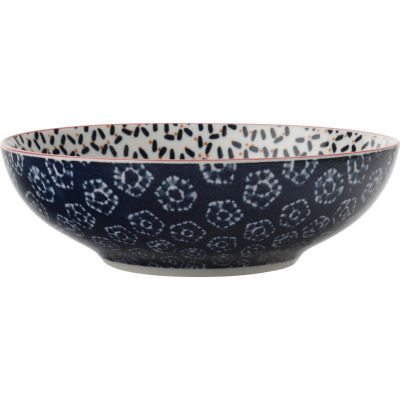 Maxwell & Williams Boho Pasta Bowl 18cm Kiraku Blue