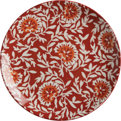 Maxwell & Williams Boho Side Plate 20cm Damask Red