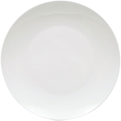 Maxwell & Williams Cashmere White Dinner Plate Coupe