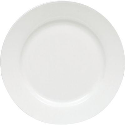 Maxwell & Williams Cashmere White Dinner Plate Rim