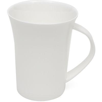 Maxwell & Williams Cashmere White Mug Flared